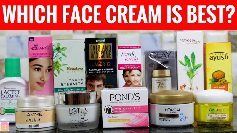 Best Face Cream For Daily Use in India 2021