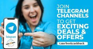 cashback,cashback promo code,bookcashback,bookcashback on telegram,